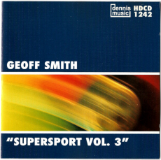 Geoff Smith - Supersport Vol. 3 (CD, Album) (gebraucht VG+)