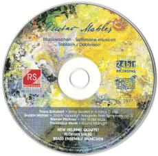 Gustav Mahler - Musikwochen (2CD, Compilation) (gebraucht VG+)