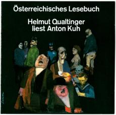 Helmut Qualtinger liest Anton Kuh - Österr. Lesebuch (CD, Album) (gebraucht VG+)
