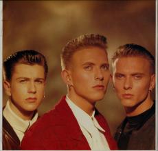 Bros - Push (LP, Album, Vinyl) (gebraucht VG-)