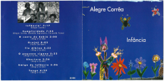 Alegre Correa - Infancia (CD, Album) (gebraucht VG)