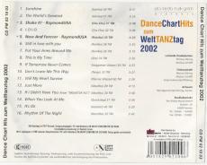 DanceChartHits zum Welttanztag 2002 (CD, Album) (gebraucht VG+)