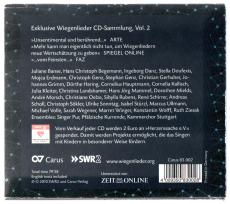 VARIOUS - Exklusive Wiegenlieder CD Sammlung Vol. 2 (CD, Compilation) (gebraucht VG)