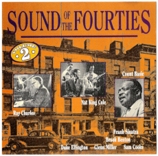 VARIOUS - Sound Of The Fourties II (CD, Compilation) (gebraucht VG)
