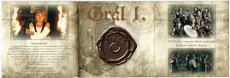 Gral - Gral I (CD, Album) (gebraucht VG)