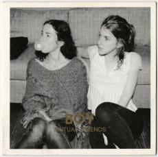 BOY - Mutual Friends (CD, Album, Promo) (gebraucht VG-)
