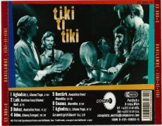 Kakilambe - Tiki ti tiki (CD, Album) (gebraucht VG+)