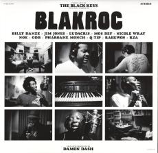 Blakroc - Blakroc (LP, Album) (gebraucht VG)
