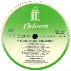 John Lennon - The John Lennon Collection (LP, Comp.) (gebraucht G+)