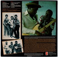 Carey Bell & Lurrie Bell - Son Of A Gun (LP, Album) (gebraucht VG+)