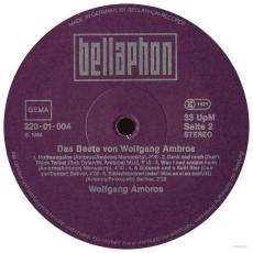 Wolfgang Ambros - Das Beste von W. Ambros (2LP, Comp.) (gebraucht G+)