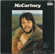 Paul Mccartney - Mccartney (LP, Album) (gebraucht G)