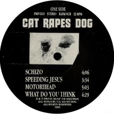 Cat Rapes Dog - Maximum Overdrive (LP, Album) (gebraucht VG)