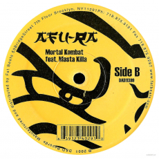 Afu Ra - Defeat / Mortal Kombat (12 Single, Vinyl) (gebraucht SCHLECHT)