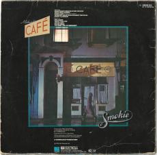 Smokie - Midnight Café (LP, Album) (gebraucht G+)
