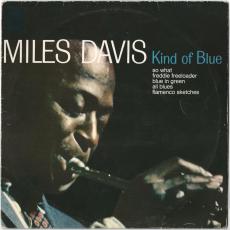 Miles Davis - Kind Of Blue (LP, Album) (gebraucht G-)