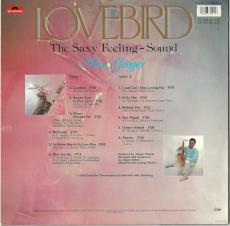 Max Greger - Lovebird The Saxy Feeling - Sound (LP, Vinyl) (gebraucht VG)