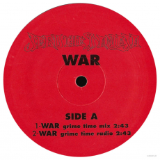Jeru The Damaja - War (12 Single, Vinyl) (gebraucht Akzeptabel)