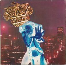 Jethro Tull - War Child (LP, Album) (gebraucht VG-)