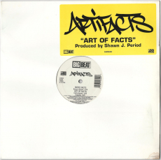 Artifacts - Art Of Facts (12 Single, Vinyl) (gebraucht G)
