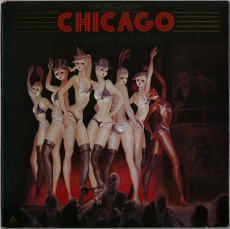 Original Cast Album - Chicago A Musical Vaudeville (LP) (gebraucht G)