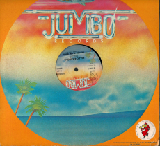 GeeGee & Gym Band - Majic-Kaboola (12 Single, Vinyl) (gebraucht G)