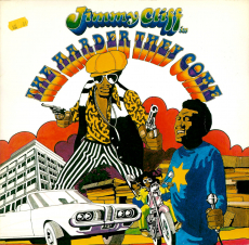 Jimmy Cliff - The Harder They Come (LP, Compilation) (gebraucht VG)