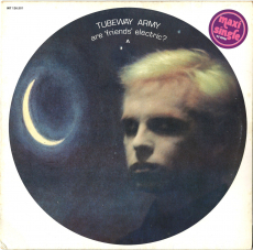 Tubeway Army - Are ´friends` electric? (12 Single, Vinyl) (gebraucht G+)
