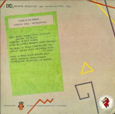 Control D - Vision In The Mirror (12 Single, Vinyl) (gebraucht VG-)