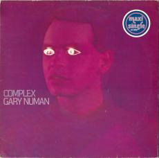 Gary Numan - Complex (12 Maxi Single) (gebraucht VG-)