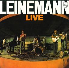 Leinemann - Leinemann Live (LP, Album, Gatef.) (gebraucht VG)