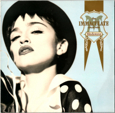 Madonna - The Immaculate Collection (Laserdisc, PAL, 12) (gebraucht VG)