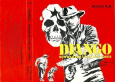 Django - Schwarzer Gott Des Todes (Super 8, 120m, s/w) (gebraucht G)