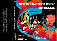 Schweinchen Dicks Hitparade (Super 8 Film, s/w, Ton) (gebraucht G)