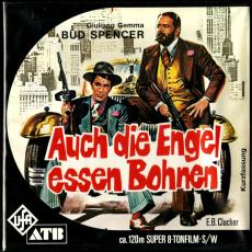Auch Die Engel Essen Bohnen (Super 8 Film, s/w, Ton) (gebraucht G)