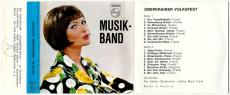 Die Fidelen Oberkrainer - Oberkrainer Volksfest (Reel-to-Reel, Album) (gebraucht G+)