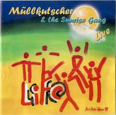 Müllkutscher & the Sunrise Gang live (CD, Album) (gebraucht VG-)