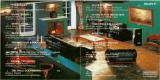 VARIOUS - SONY MegaHits der 80er (CD, Sampler, Austria) (gebraucht VG+)