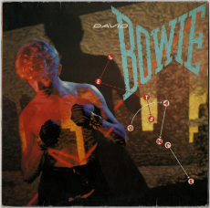 David Bowie - Lets Dance (LP, Album) (gebraucht G)