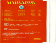 Waterloo & Robinson - Na Naaa. Nanana (Live Is Life) (CD, Single, signiert) (gebraucht VG-)