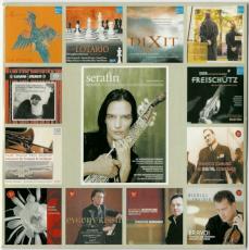 VARIOUS - Serafin - BMG Classics (CD, Promo, Sleevecard) (gebraucht VG+)