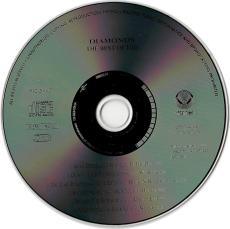 Dio - Diamonds - The Best Of Dio (CD, Compilation, Fehldruck) (gebraucht VG+)