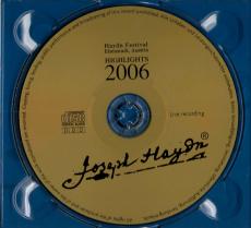 VARIOUS - Highlights Haydn Festival Eisenstadt 2006 (CD, Digipak, Clubauflage) (gebraucht VG+)