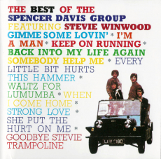 The Spencer Davis Group featuring Steve Winwood (CD, Compilation) (gebraucht NM)