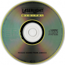 The Johnny Island Reggae Group - Reggae Sound From Jamaica (CD, Album) (gebraucht VG)