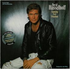 David Hasselhoff - Looking For Freedom (LP, Album) (gebraucht G+)