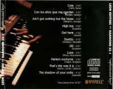 Leon Kuypers - sophisticated keys (CD, Album) (gebraucht VG+)