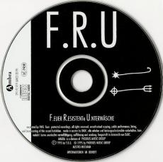 F.R.U. - F.euer R.esistente U.nterwäsche (CD, Album) (gebraucht VG)