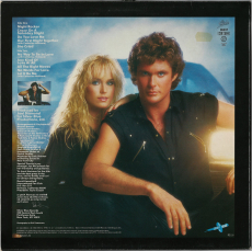 David Hasselhoff - Night Rocker (LP, Album) (gebraucht)