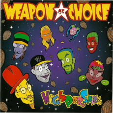 Weapon Of Choice - Higherspice (CD, Album) (gebraucht VG)